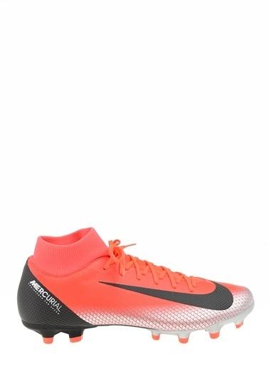 Nike Superfly 6 Academy Cr7 Fg/Mg Kırmızı